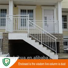 exterior steel stair design