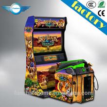 Big Buck Arcade Video Game Machine Coin Operated Machine