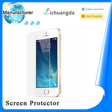 Newest 9H milo tempered glass screen protector for iphone 5/5s5 samsung galaxy mobile phone accessory accept paypal ( OEM/ODM )