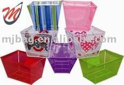 PVC storage box