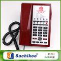 Sachikoo telefone do hotel conjunto, hot telefone comercial