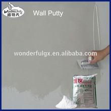 Extremely Hard Interior Wall Putty Powder for corridor, basement, garage