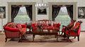 Nuevo diseño de madera del esqueleto para sofá muebles clásicos