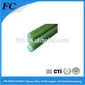 Alta qualidade de 1020*1220mm fr4 asa de fibra de vidro rod