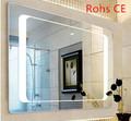 modern iluminado iluminado espelho do banheiro led