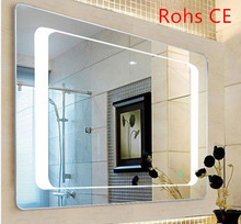 Backlit Modern Illuminated Bathroom Led Mirror