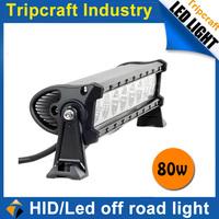 80W 6800LM led working lamp led work light bar car led tuning light
