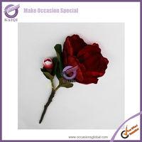 18290 red artificial flower arrangements flower export wedding flower stands