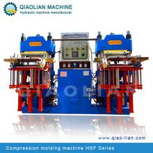 China Vacuum Hydraulic Compression Molding Machine