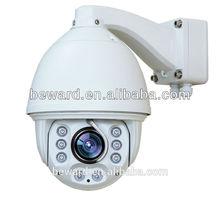 HISILICON HI3515 720P 1.0 megapixels IR High Speed Doom ip mini ptz camera