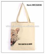personalized canvas shopper bag,big shopper bag