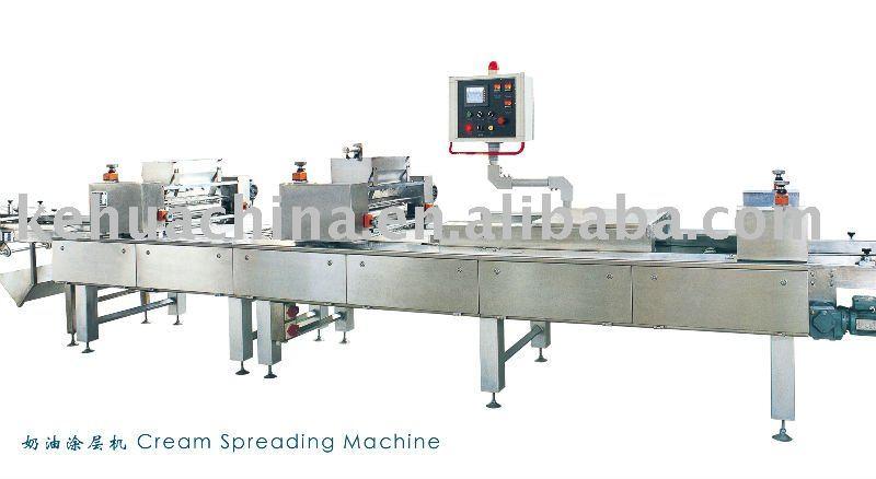 Machine de propagation de gaufrette
