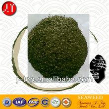 green roasted seaweed powder for seaweed snacks