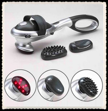 2014 Hot Electronic Hammer Infrared Portable Handheld Massager China Manufacturer
