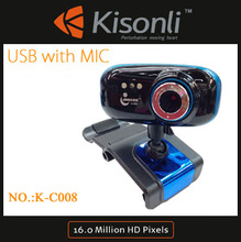 High definition/Hot sale free driver for pc/android usb webcam camera