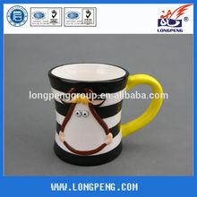 Hand Painted Ceramic Custom Coffee Mug