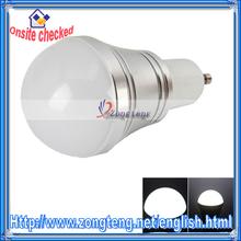 GU10 3x1 Watt 12V LED Solar Bulb Pure White