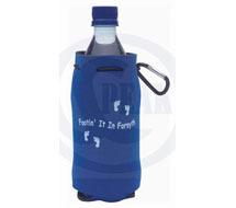 Drawstring water bottle cooler bag bottle holder new arrival