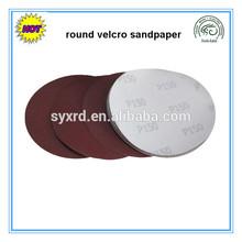 Aluminium Oxide Velcro Sanding Discs