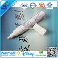 2014 venda quente grande capacidade cerâmica crianças caneta de pintura corporal