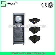 LCD/LED Indicators 1- 10kva solar Rack Mount online ups