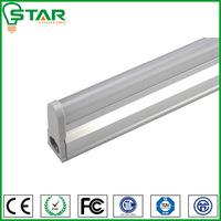 aluminum housing+plastic 16w cover t5 tube5 led light tube india price