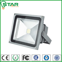 80lm/w basketball court used 30 watt led flood light