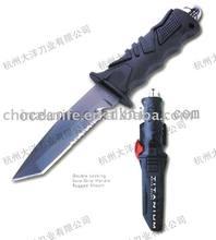 ocean master titanium diving knife