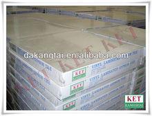 Vinyl Faced Gypsum Ceiling Panels #997