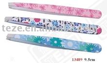 13489 high grade stainless steel coating tweezer