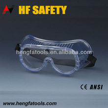 anti-fog Safety Goggle with CE EN166& ANSI Z87.1 approved