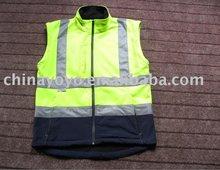 Yellow or Orange Safety Jacket