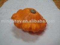 PU pumpkin shape ball