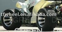 10x8 aluminium wheel tire in ATV