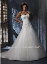 Newest backless wedding dresses for veiled women