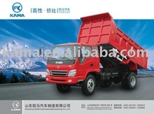 High Power Good Performance KAMA Dump Truck/KMC3080PA3(8t)