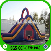 inflatable slide/Residential inflatable Water slide /giant water slide for ad