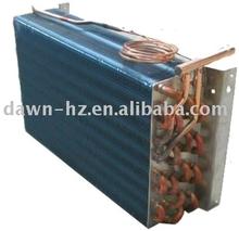 Dehumidifier Evaporator copper tube aluminum fin