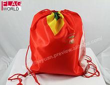 Polyester drawstring bag basketball bag