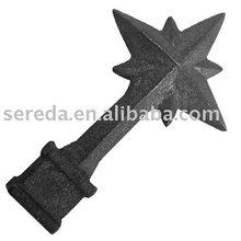 Fence parts - Decorative cast iron