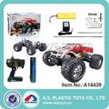 1:8 alta eficiência de energia a gás RC Super brinquedo caminhão