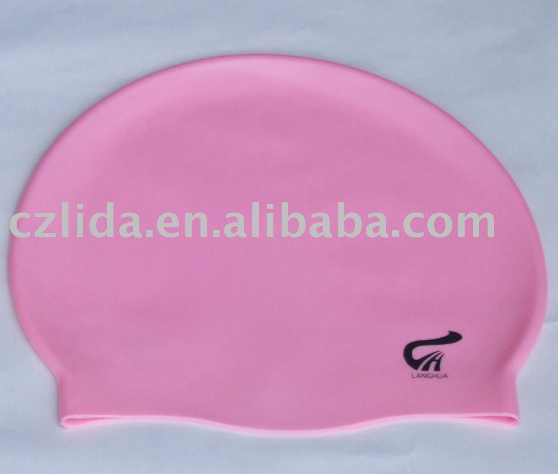 Solid Color Swim Cap