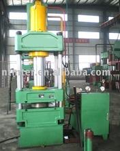 Four column hydraulic press, Bending machine