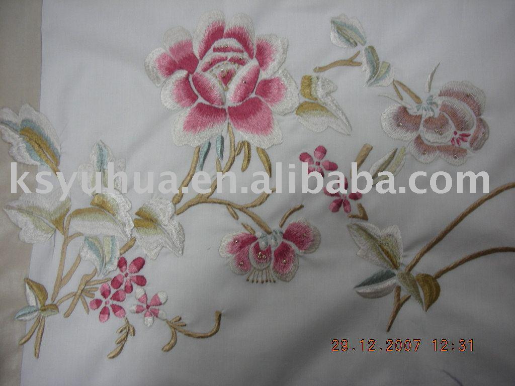 Bordado muestra - bordado a mano patrón