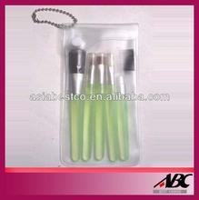 5pcs natural hair make-up brush