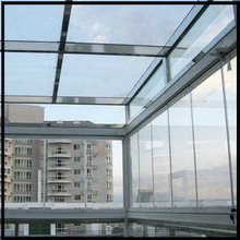 6mm daylighting clear polycarbonate roofing sheet building material