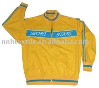 New deign sports blazer 100%polyester men jacket
