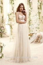 new designer deep v neck lace chiffon sarees for bride