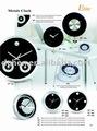 Horloge en métal(, ce rohs)