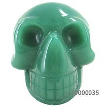 "3"" skull shape cheap home decoration wholesale"